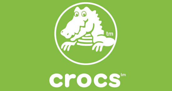 Crocs logo 12 Dec 2017