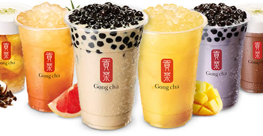 Featured image for Grab a Gong Cha treat with DBS Lifestyle App till 31 August 2020