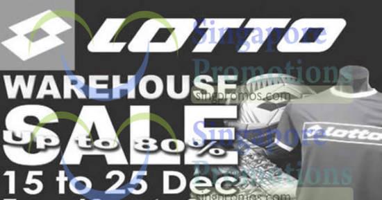Lotto feat 23 Dec 2017