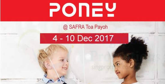 Poney feat 5 Dec 2017