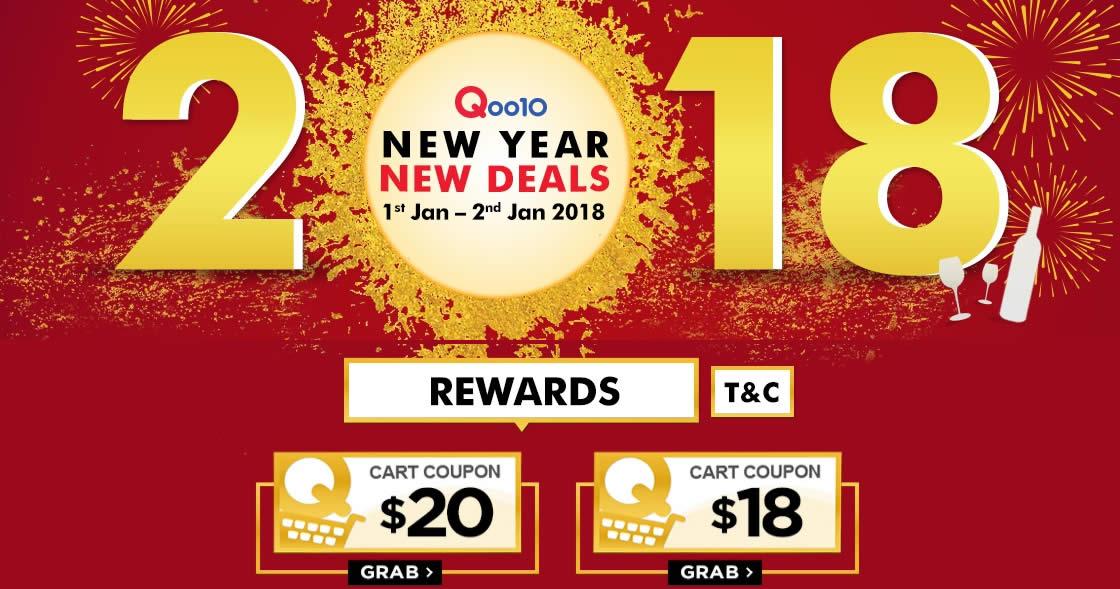 Qoo10 discount coupon code