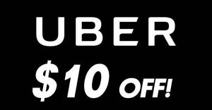 Featured image for (Fully Redeemed!) Uber: $10 OFF unlimited rides promo code! Valid today, 30 Dec 2017, 9am – 12pm