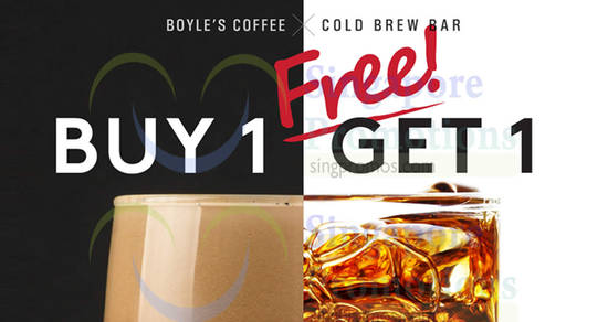 Boyles Coffee x 8 Jan 2018