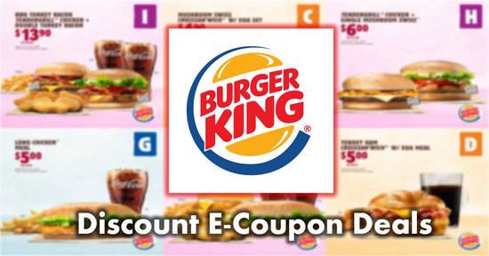 Burger King feat 3 Jan 2018