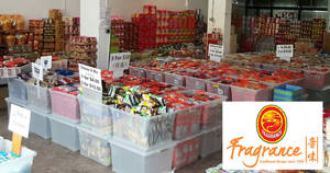 Featured image for Fragrance Foodstuff factory sale – Bak Kwa & more! From 1 – 15 Feb 2018
