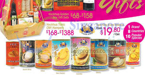 Hockhua Tonic: Tiger King Brand abalone & other offers from 20 Jan 2018