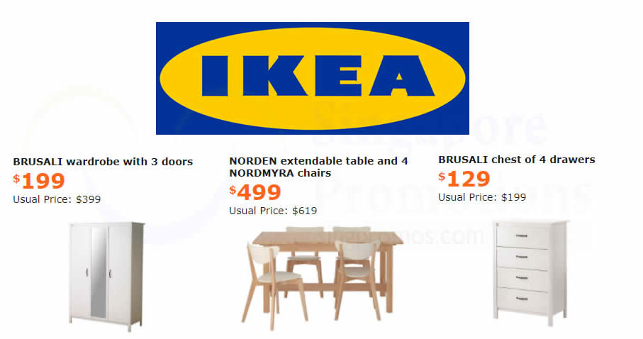Ikea Save Up To 200 On Selected Items Offers Valid From 1 31