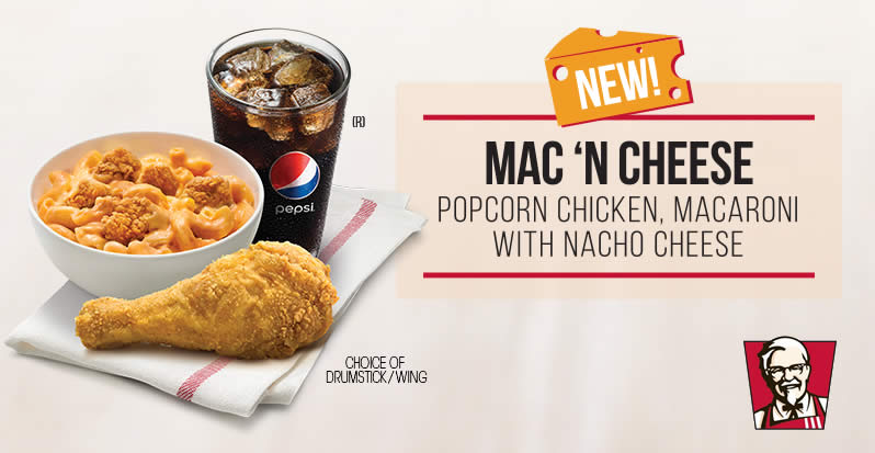 Fast Food Restaurants With Mac And Cheese
