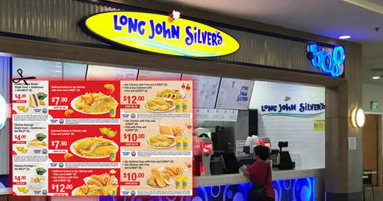 Long John Silvers feat 23 Jan 2018