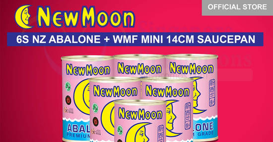 New Moon Official feat 31 Jan 2018