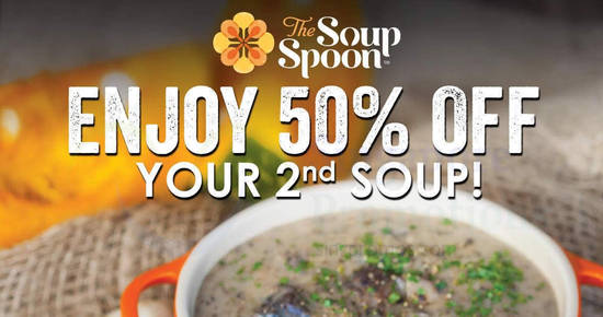 The Soup Spoon feat 13 Jan 2018