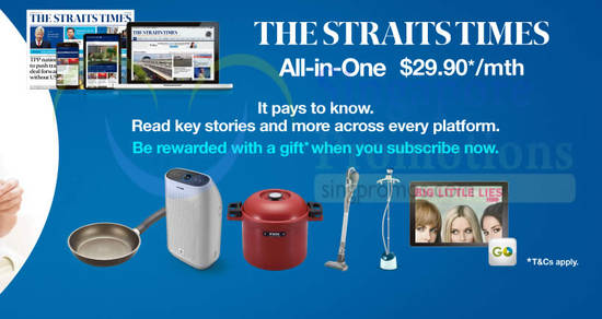 The Straits Times feat 17 Jan 2018