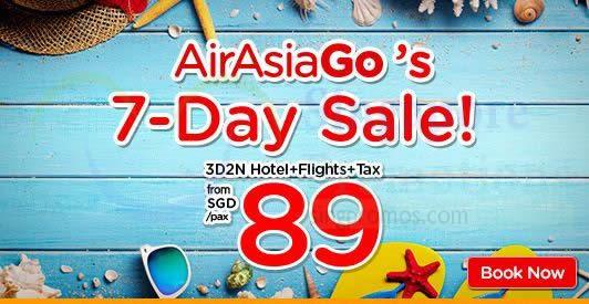 Air Asia Go 5 Feb 2018