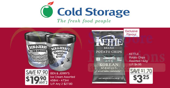 Cold Storage feat 22 Feb 2018