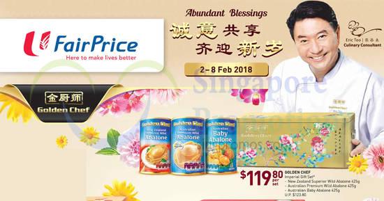 Fairprice Golden Chef feat 2 Feb 2018