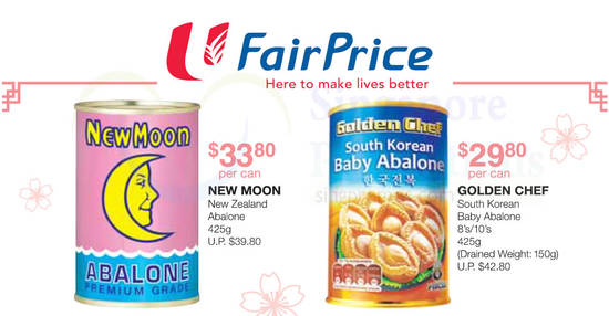 Fairprice New Moon feat 1 Feb 2018