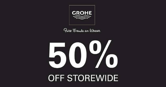 Grohe feat 1 Feb 2018