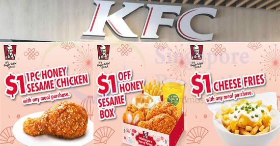 KFC feat 3 Feb 2018