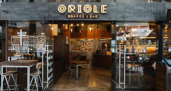 Oriole Coffee Bar 28 Feb 2018