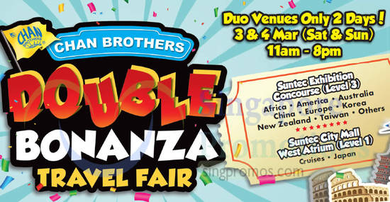 Chan Brothers Double feat 1 Mar 2018
