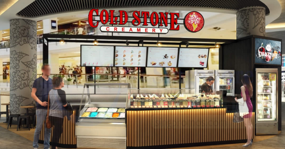 Cold Stone Creamery: $1 Signature Creation in Like It size