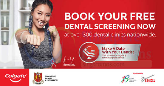 Free dental checkups 8 Mar 2018