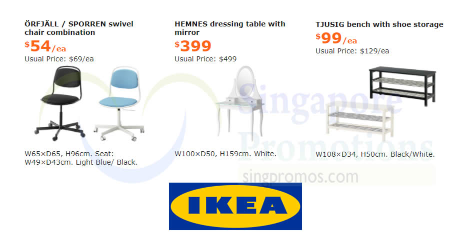 Ikea Save Up To 100 On Selected Items Offers Valid From 5 Mar 1