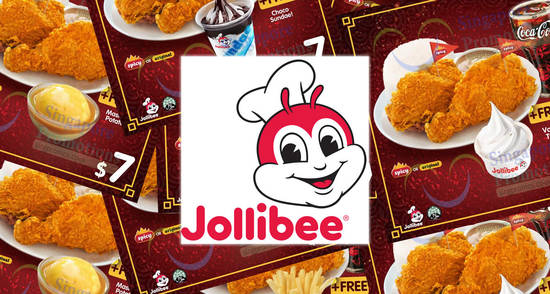 Jollibee feat 9 Mar 2018