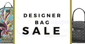 LovethatBag luxury branded handbags sale at Mandarin Orchard on 24 Mar 2018