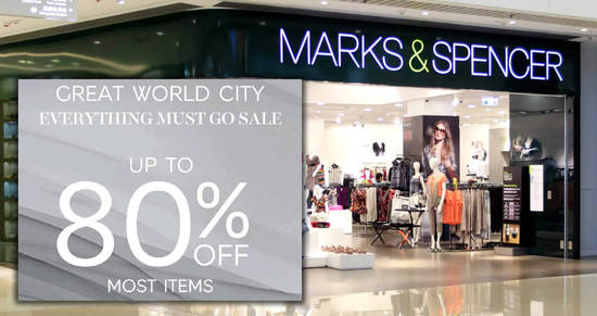 Marks Spencer feat 16 Mar 2018