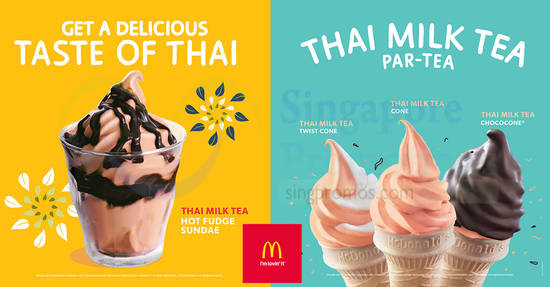 McDonalds NEW Thai feat 1 Mar 2018