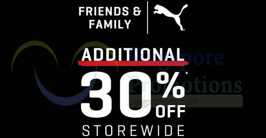 PUMA Outlet feat 27 Mar 2018