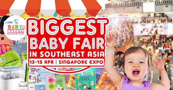 Baby Market Fair 10 Apr 2018