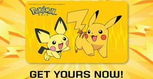 EZ-Link: NEW Pokémon ez-link card now available at all GV Cinemas! From 19 Apr 2018