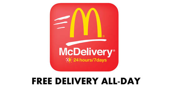 McDelivery FREE Delivery 17 Apr 2018