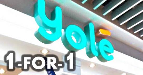 Yole feat 9 Apr 2018