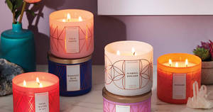 All Bath & Body Works 3-wick candles at $16 each only on 26 May 2018!