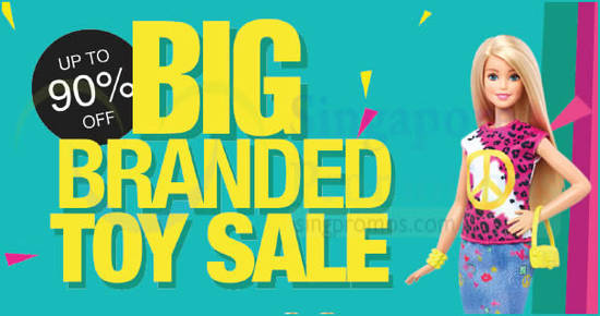Big Branded Toy feat 8 May 2018