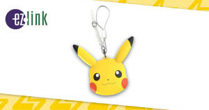 EZ-Link: NEW Pikachu EZ-Charms now available progressively at Buzz outlets from 21 May 2018