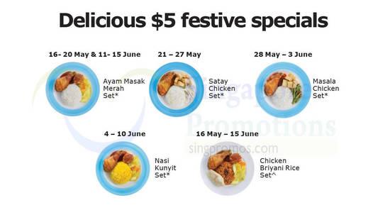 IKEAs Ramadan Menu 16 May 2018