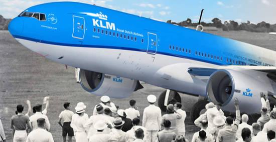 KLM celebrates 85 3 May 2018