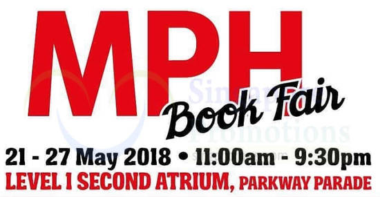 MPH Bookstores feat 21 May 2018