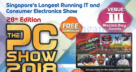 PC Show feat 23 May 2018