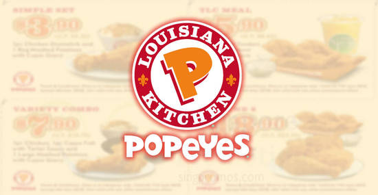 Popeyes feat 8 May 2018