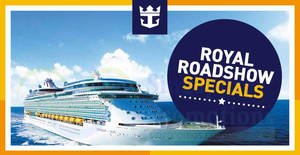 Royal Caribbean roadshow at Raffles City from 12 – 18 Jul 2018