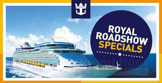 Royal Caribbean 10 May 2018