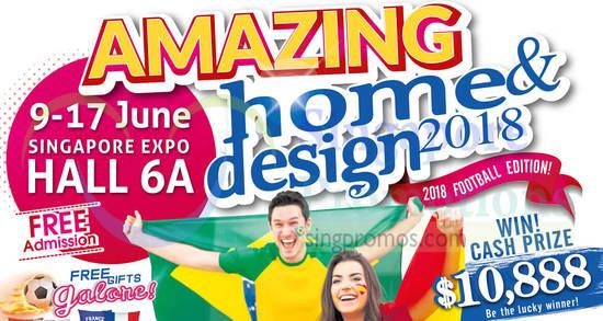 Amazing Home Design feat 5 Jun 2018