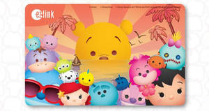 Featured image for EZ-Link releases new Disney Tsum Tsum ez-link cards from 29 Jun 2018