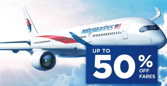Malaysia Airlines 6 Jun 2018