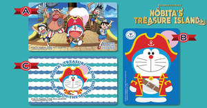 Featured image for New EZ-Link Doraemon cards now available at all Golden Village cinemas from 29 Jun 2018